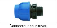 Connecteur pour pompe immergée